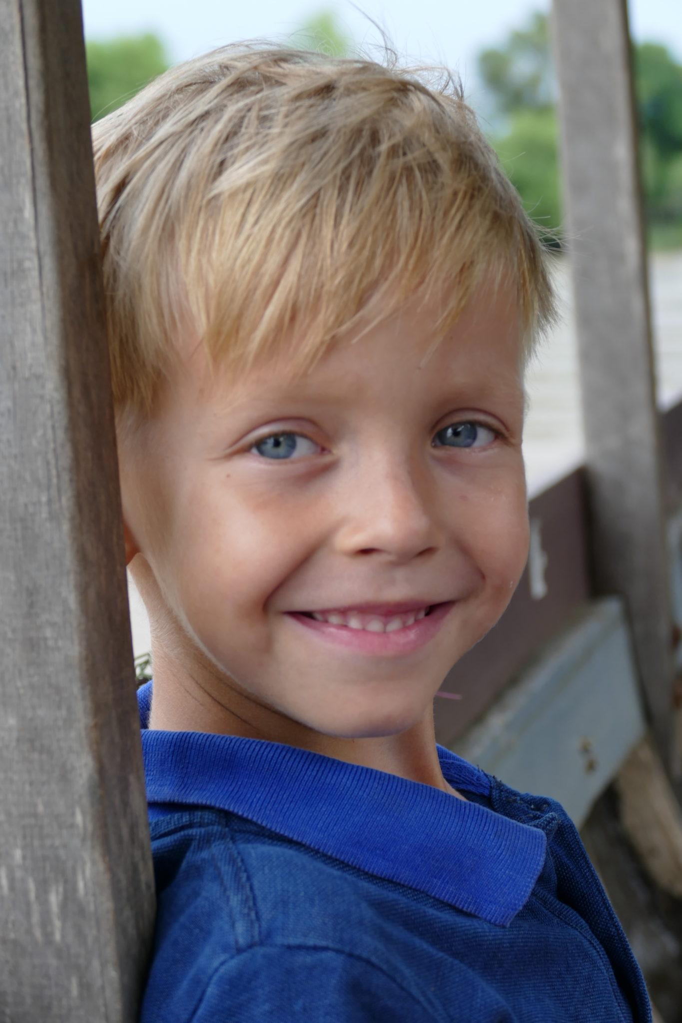 uśmiechnięty Michał