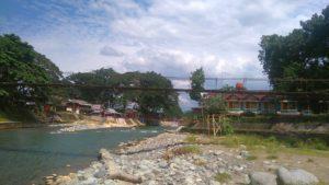 rzeka Bohorok