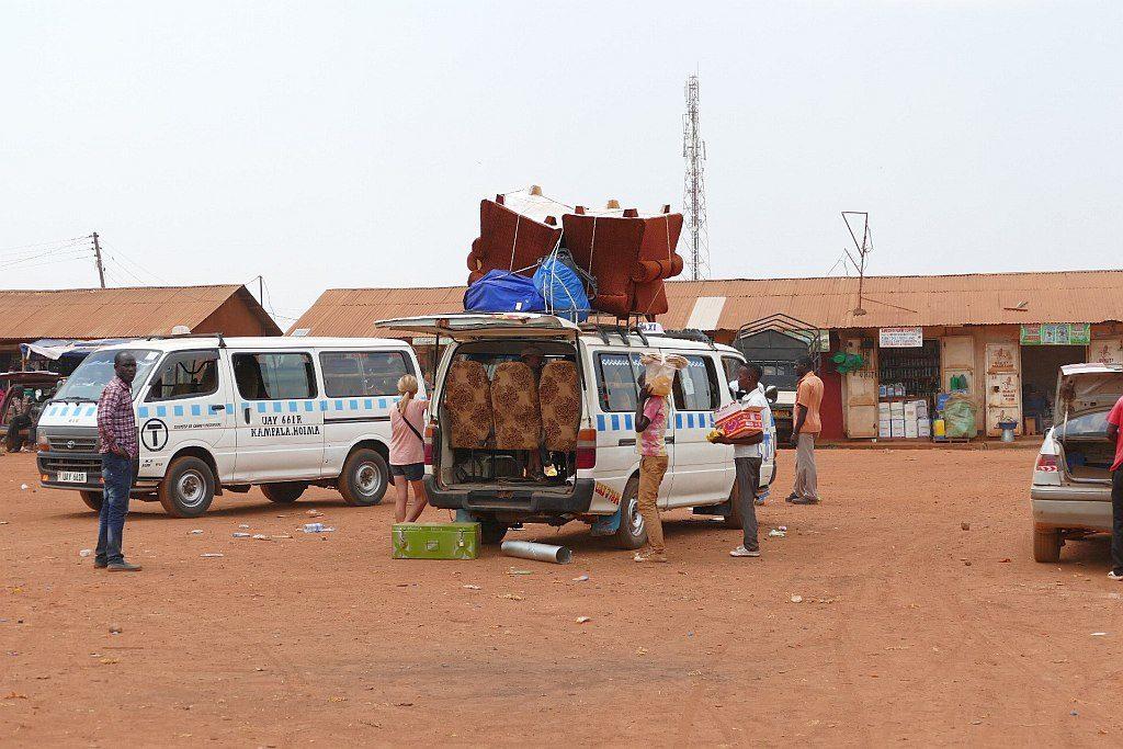 dworzec Kampala