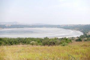 jezioro Katwe