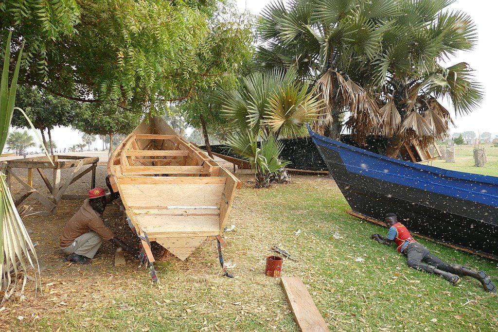 produkcja łodzi